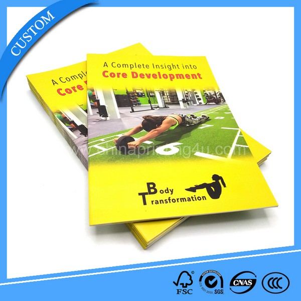 Printed Manual,Brochure,Booklet